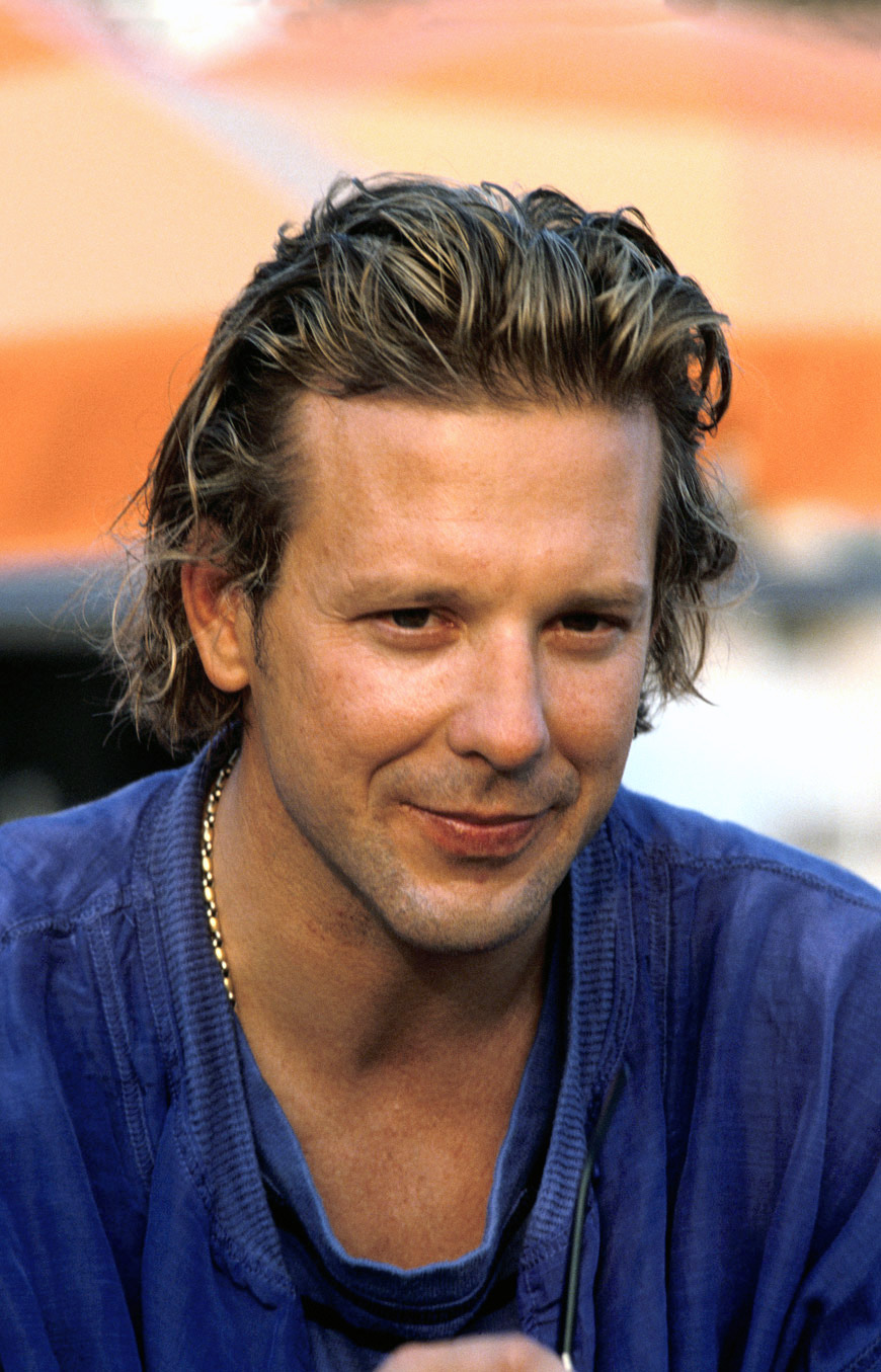 Mickey rourke younger pictures 2009 in film - Wikipedia