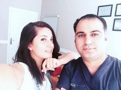 Али Алиев с пациенткой