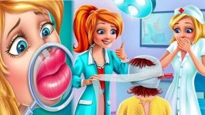 Детские игры о пластических операциях