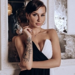 Певица из группы «Artik&Asti» Анна Дзюба