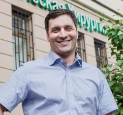 Пластический хирург Максим Нестеренко