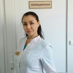 Пластический хирург Алена Дмитриевна Верди