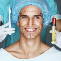 Спрос на  пластические операции для мужчин увеличивается