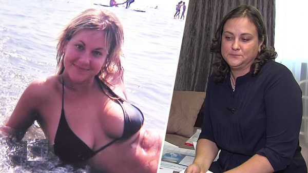 Жительница Волгограда Татьяна Яцкая