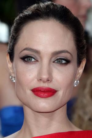Анджелина в 2012