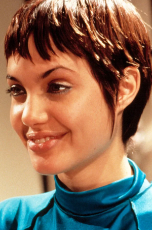 Анджелина в 1995