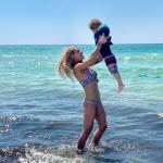 От моделинга к материнству