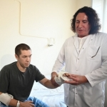 В Челябинске пациенту пришили отрезанную кисть