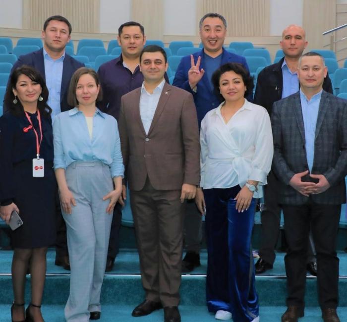 Мастер-класс доктора Аршакяна в Узбекистане