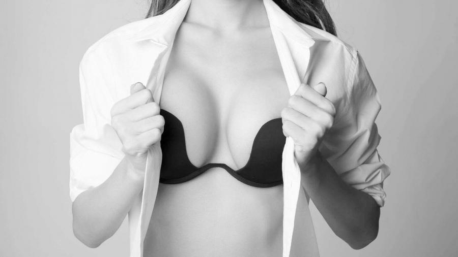 смещение импланта пластика груди
