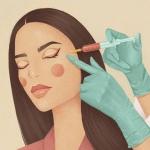 Как убрать мимические морщины?